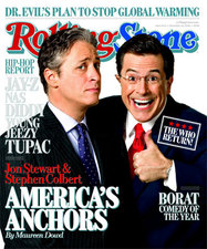 RS1013~Jon-Stewart-and-Stephen-Colbert-Rolling-Stone-no-1013-November-2006-Posters.jpg
